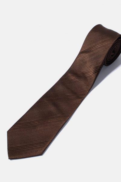 Retro silk necktie for men