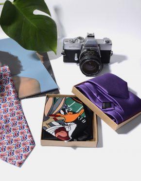 90s vintage necktie mens