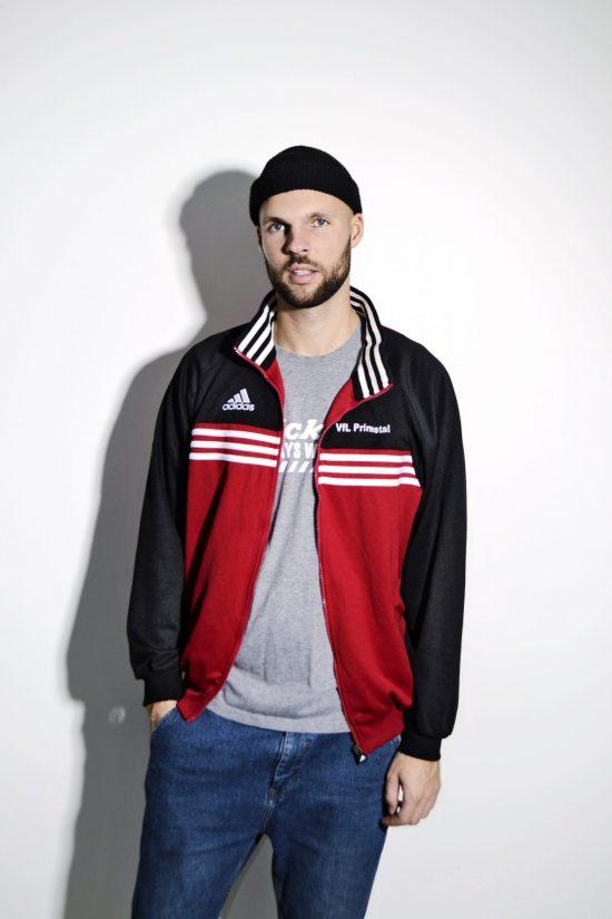 ADIDAS vintage classic track jacket