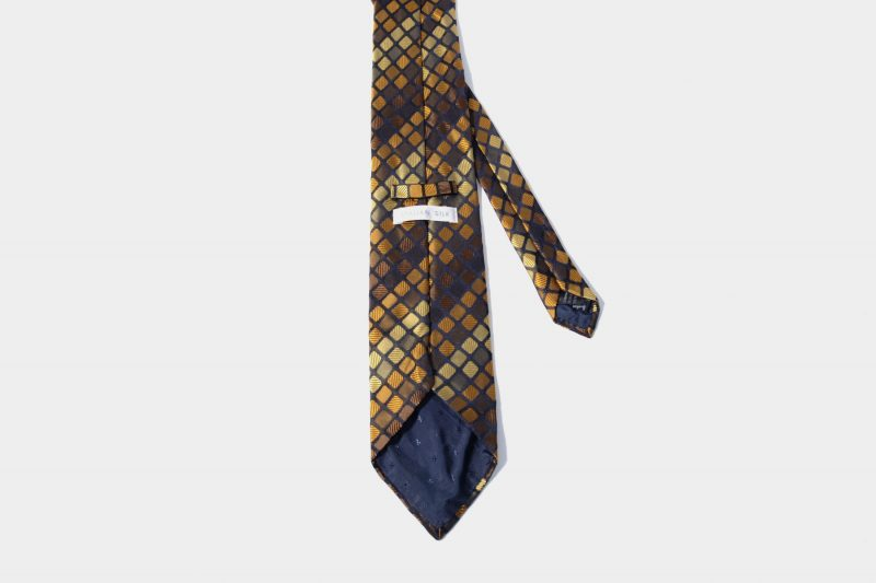 Retro 50s modern necktie for men