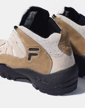 Vintage FILA hiking boots