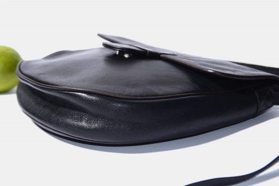 Retro 90s Crossbody Bag Womens Black