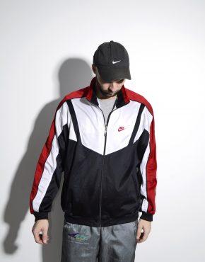 NIKE vintage sport jacket for men multi