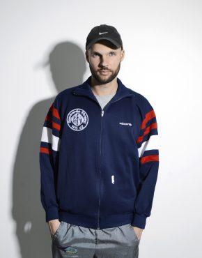 Vintage 90s Adidas zipper jacket
