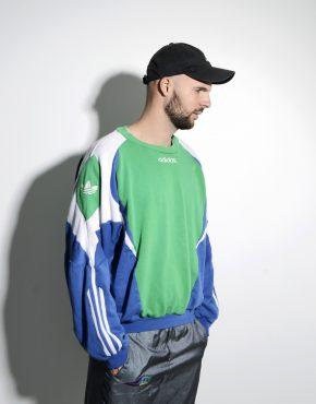 ADIDAS ORIGINALS 80s vintage sweatshirt
