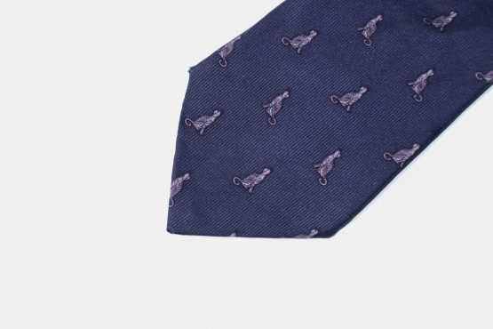 Vintage 90s necktie mens cats pattern