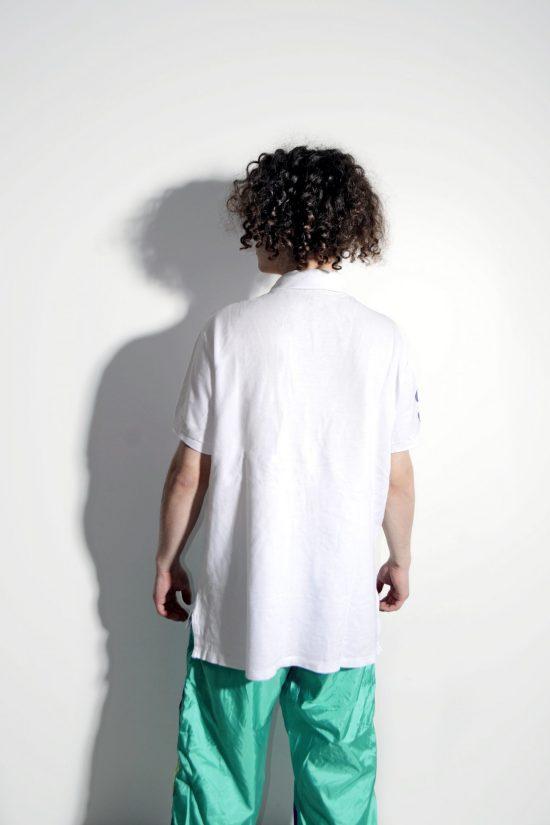 Polo Ralph Lauren vintage polo shirt white