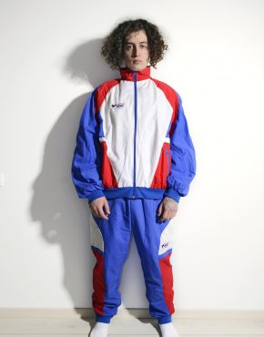 Retro 80s shell suit mens