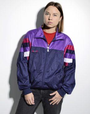 Old School multi track top jacket