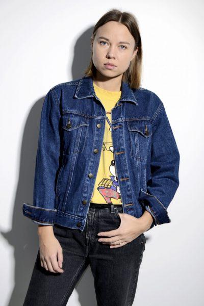 70s womens denim jacket