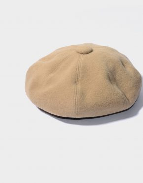 Vintage Wool Beret Hat Women's