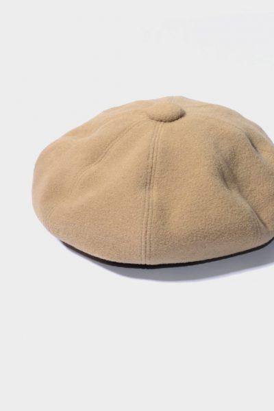 Vintage Wool Beret Hat Women's