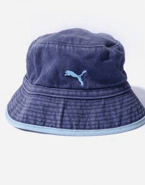 PUMA blue color bucket hat for men