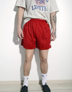 ADIDAS red sport shorts