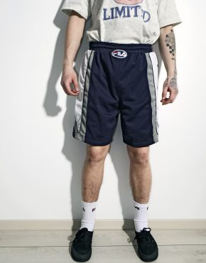 FILA dark sports shorts