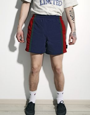 Retro beach summer shorts