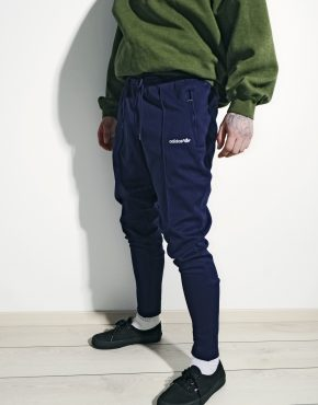 ADIDAS retro track trouser