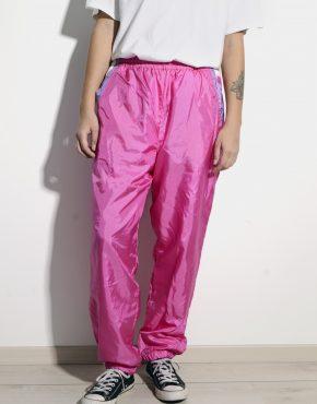 Vintage pink joggers women
