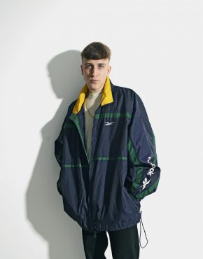 Vintage nylon REEBOK jacket