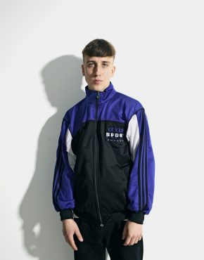 80s Adidas Sport Exchange jacket