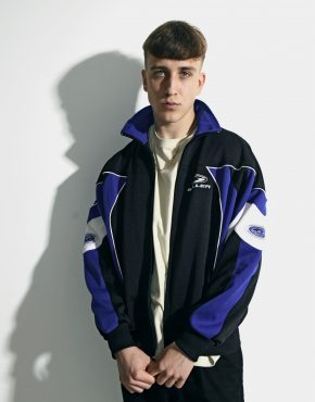 Old School track jacket