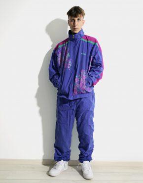 FILA vintage 90s tracksuit blue