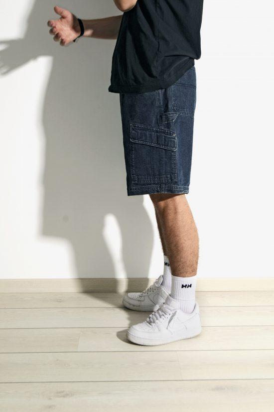 COLUMBIA denim shorts
