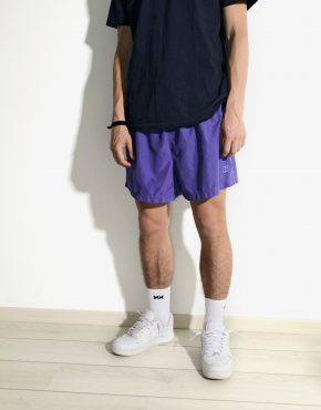 WILSON vintage purple shorts