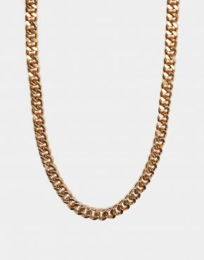 90s GOLD CHAIN NECKLACE