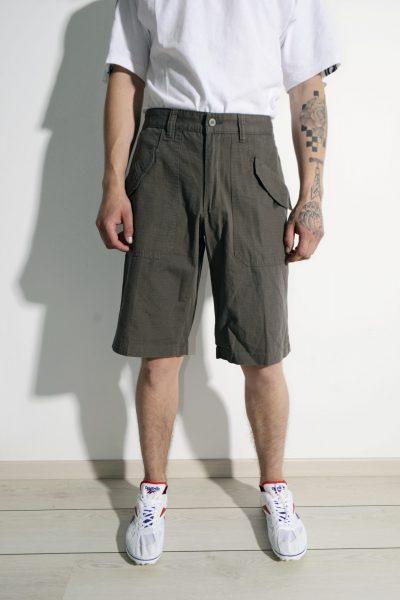 Vintage brown short for men