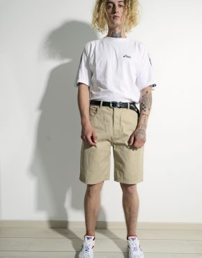 Men's vintage beige short