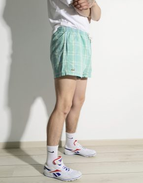 LACOSTE vintage summer swim shorts