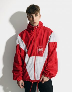 Coca Cola vintage red jacket