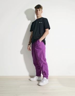 PUMA vintage purple shell pants