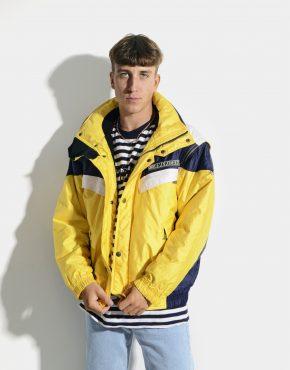 80s vintage ski jacket