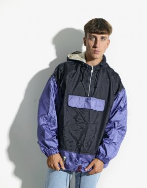 Vintage warm windbreaker anorak