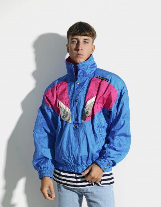 Retro ski jacket anorak