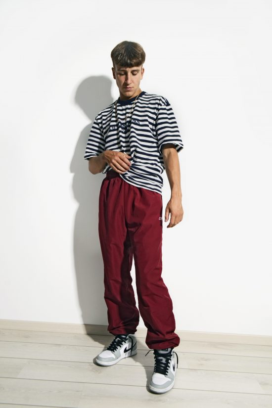 90s Reebok wind pants