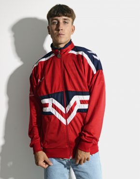 Hummel Old School track jacket