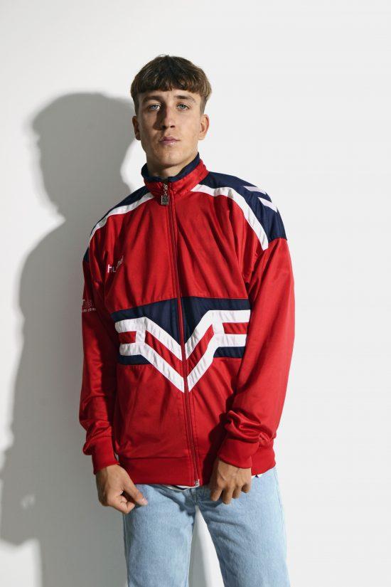 Hummel Old School track jacket