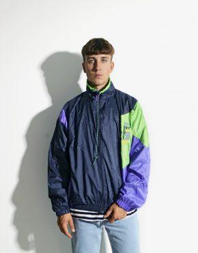 NIKE vintage shell jacket