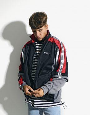 Vintage 90s track jacket