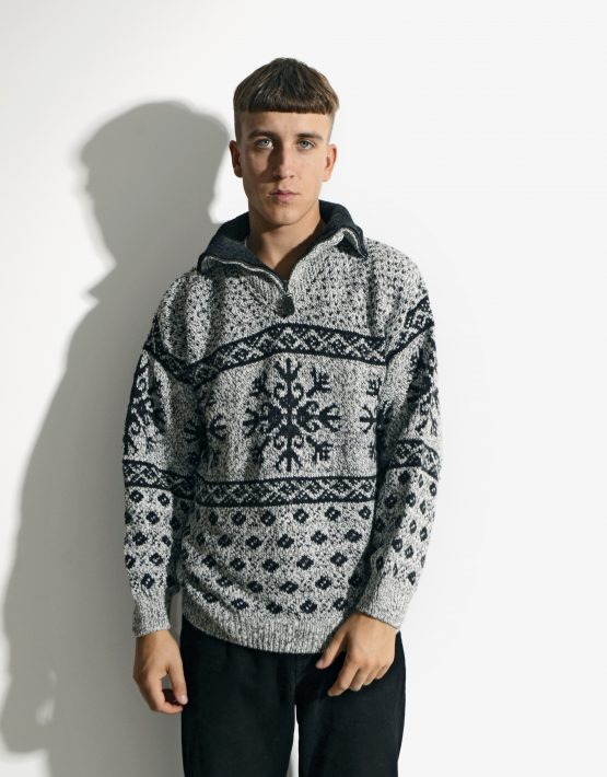 90s retro sweater mens