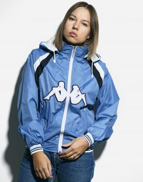 KAPPA vintage blue jacket