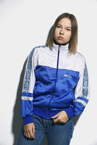 ASICS 90s retro jacket