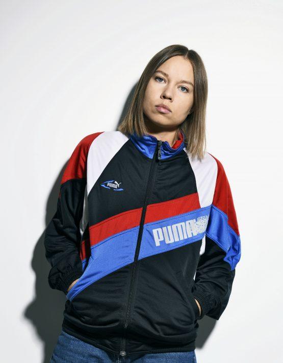 PUMA 80s track jacket