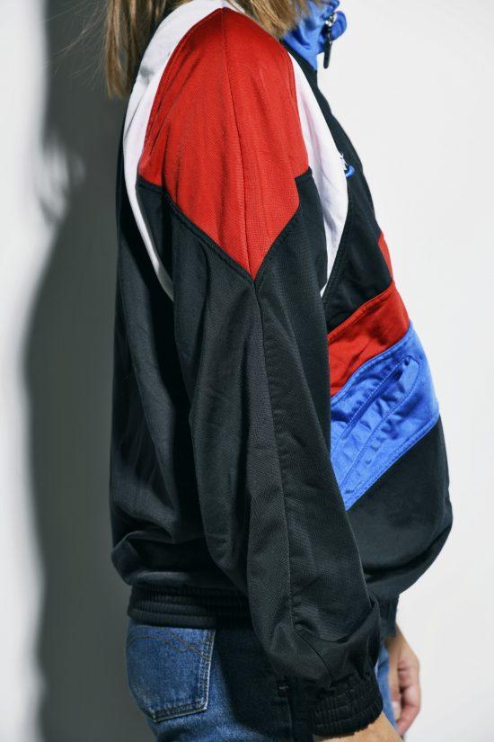 PUMA 80s track jacket in multi colour