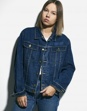 70s denim jacket unisex