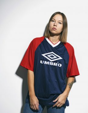 UMBRO vintage sport shirt