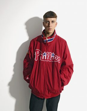 Philadelphia Phillies 90s bomber